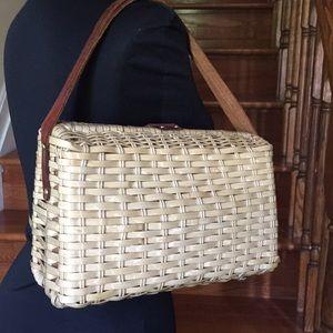 Bags - Wicker Bag